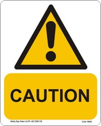 WA82 – Caution