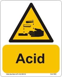 WA83 – Acid
