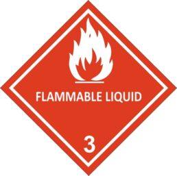 CYO – CLASS 3 Flammable Liquid