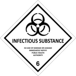 CYO – CLASS 6.2 Infectious Substance