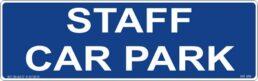 GA118 – Staff Car Park