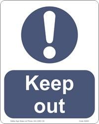 MA63 – Keep Out