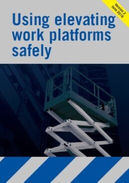 Using EWP's Safely (V2) – A5 Booklet