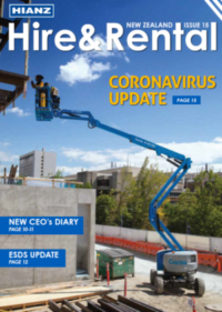 Issue 15 of Hire and Rental Magazine