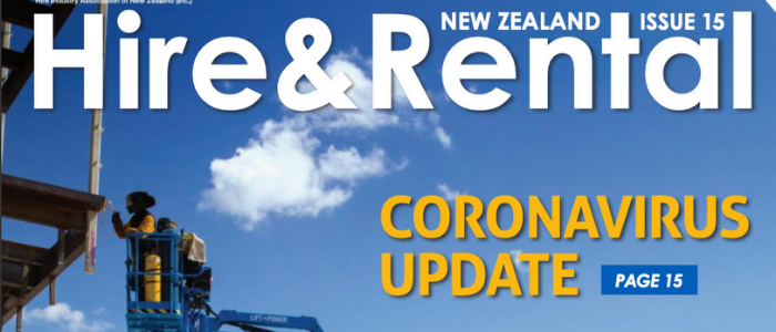 Read more about the article Issue 15 of Hire and Rental Magazine