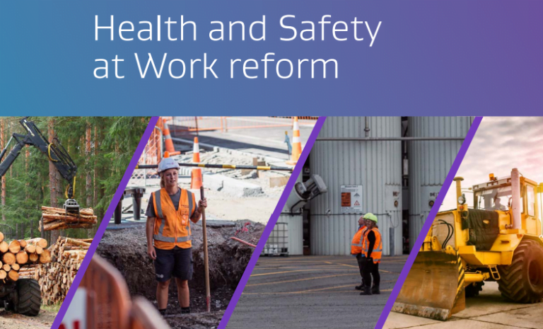 Read more about the article Government announces changes to Health and Safety at Work regulations